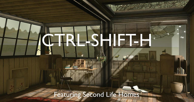 New Project- CTRL-SHIFT-H