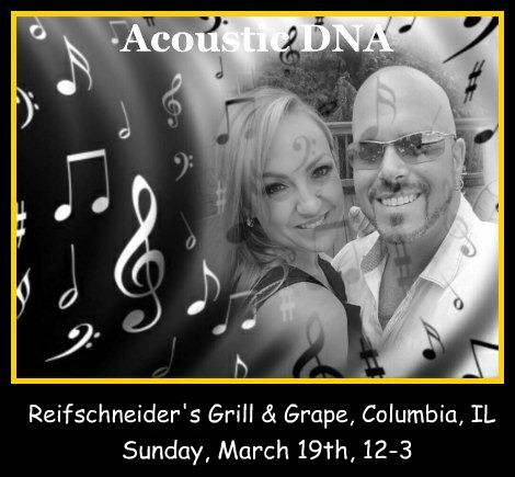 Acoustic DNA 3-19-17