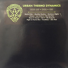 URBAN THERMO DYNAMICS:URBAN THERMO DYNAMICS(JACKET A)