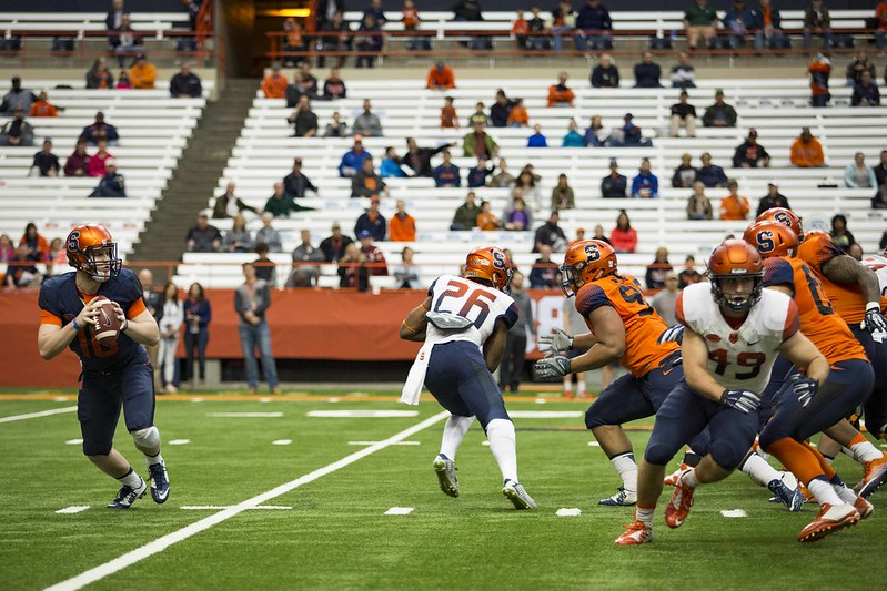SU Football: Spring Showcase