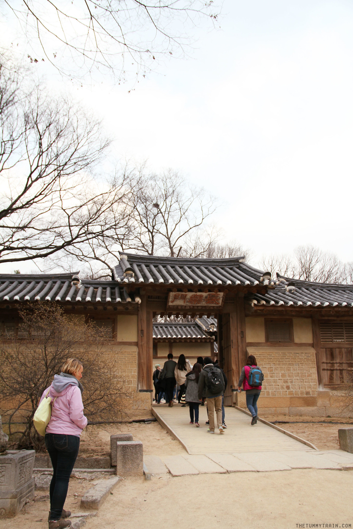 33373440142 66dbc61f2d k - Seoul-ful Spring 2016: Greeting the first blooms at Changdeokgung Palace