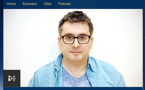 Daniel Hahn radio