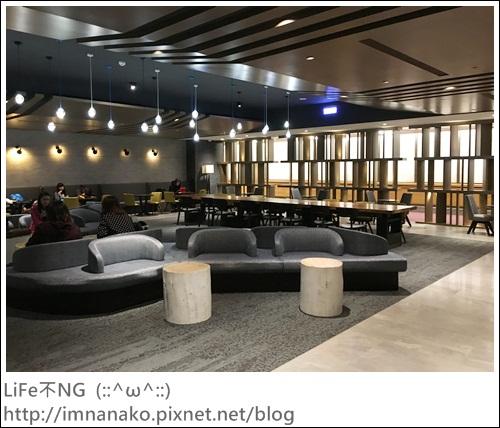 桃園機場免費休息室