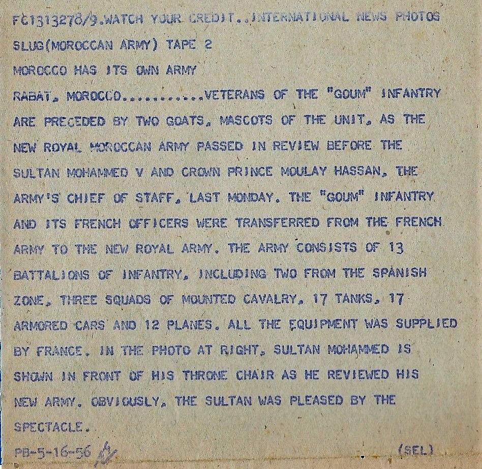 Création des F.A.R. - 14 mai 1956 33424892725_b7abe27a5f_o