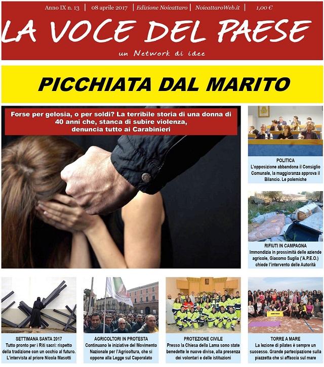 Noicattaro. Prima pagina n. 13-2017 intero