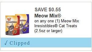 Irresistibles Cat Treats