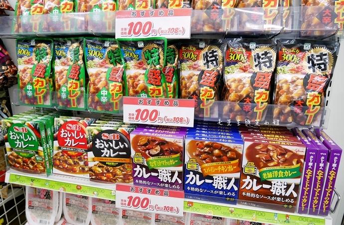 16 日本必逛必買 Lawson 100 便利商店也走百円風 生鮮熟食 泡麵零食 各式食品 生活日用品雜貨通通百円價好逛好買