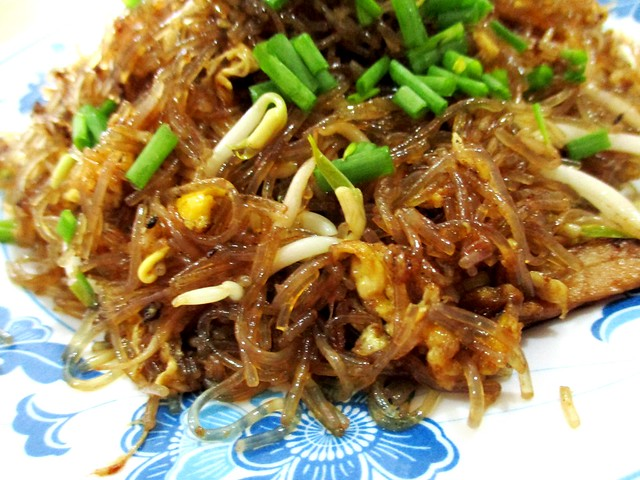 Y2K fried glass noodles 2