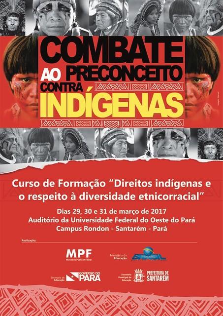 Servidores públicos farão curso de formação sobre direitos indígenas , Iindígenas