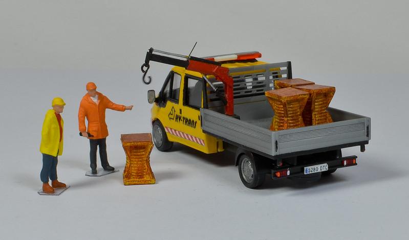 Camiones, transportes especiales y grúas de Darthrraul 33627810336_a345584bbc_c