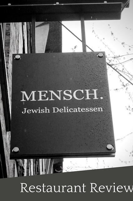 Restaurant Review of Mensch Jewish Delicatessen in Gastown