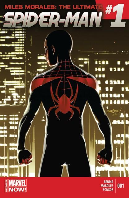 Ultmate Miles Morales Ultimate Spider-Man