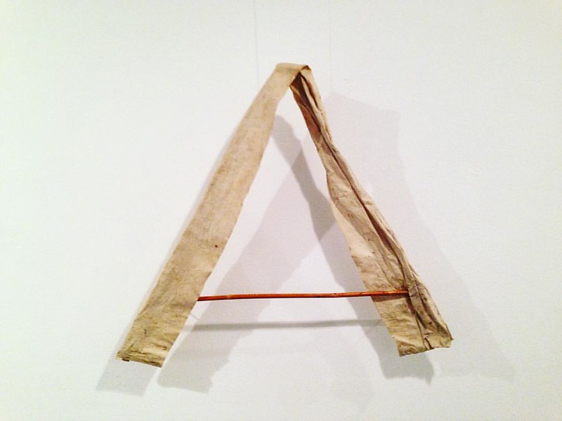 """Exposició """"Antoni Tàpies. Objectes"""""""
