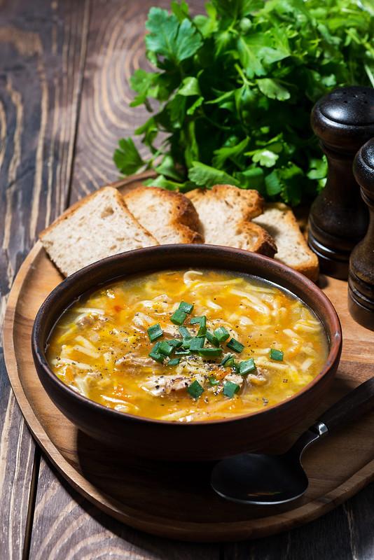 chiсken soup