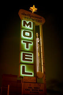 Hollywood Premiere Motel | by Thomas Hawk
