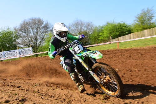 Jake Curtis-Stevens, MXY2, British Motocross Championship, Cadders Hill 2017