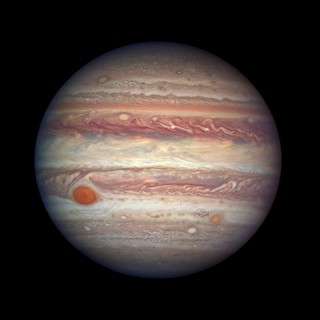Hubble's Photo of Jupiter | by www.linkobservatory.org