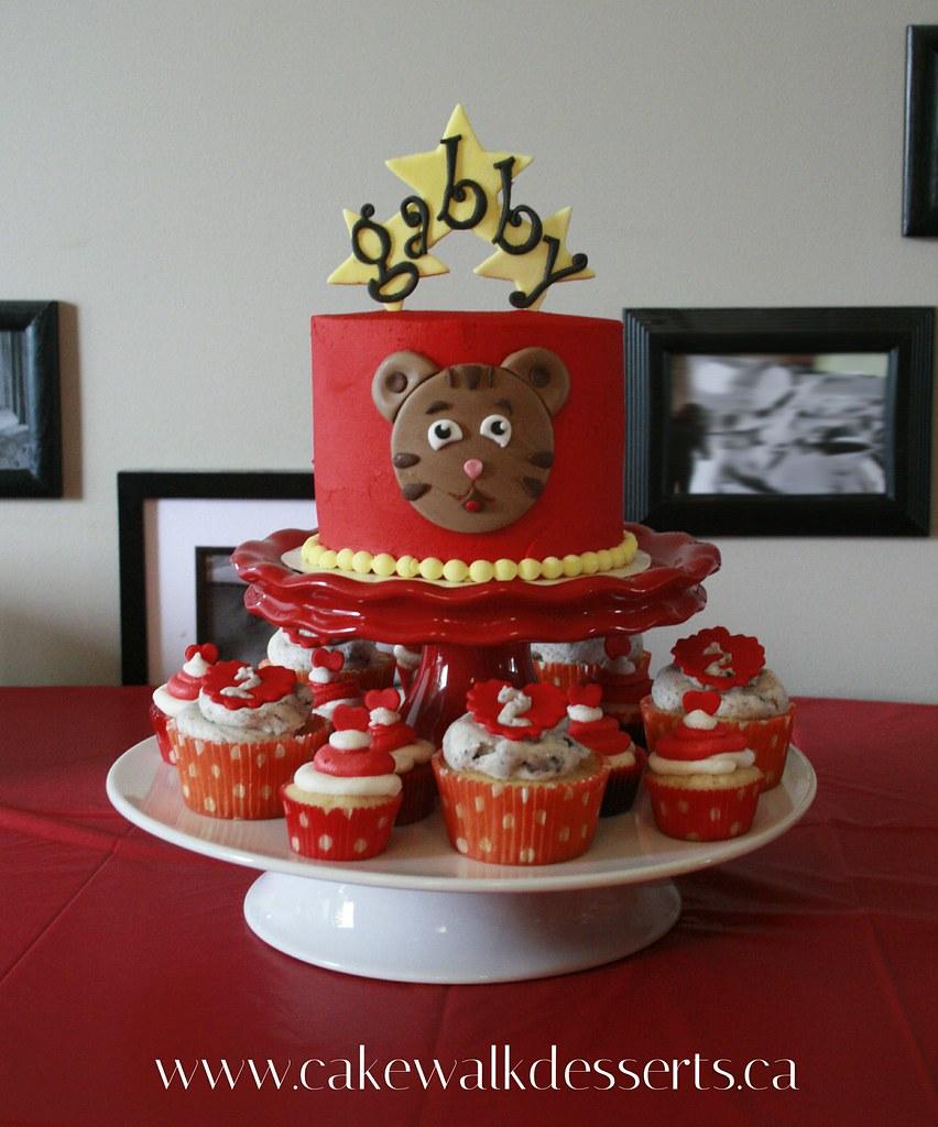 Daniel Tiger Cake Heather Morris Flickr