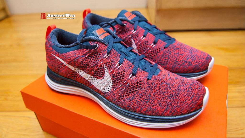 Nike Lunar Flyknit Chukka Shoes