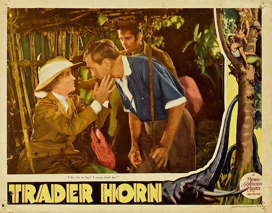 nazism and trader horn Trader horn (1931) review, with harry carey and edwina booth indifferent  the gorilla turns out to be an escaped nazi war criminal.
