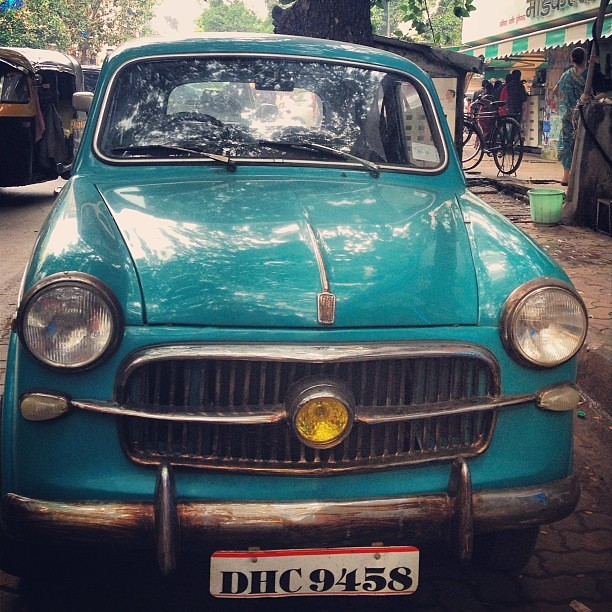 The Dukkar Fiat As We Knew It From Our Childhood Flickr