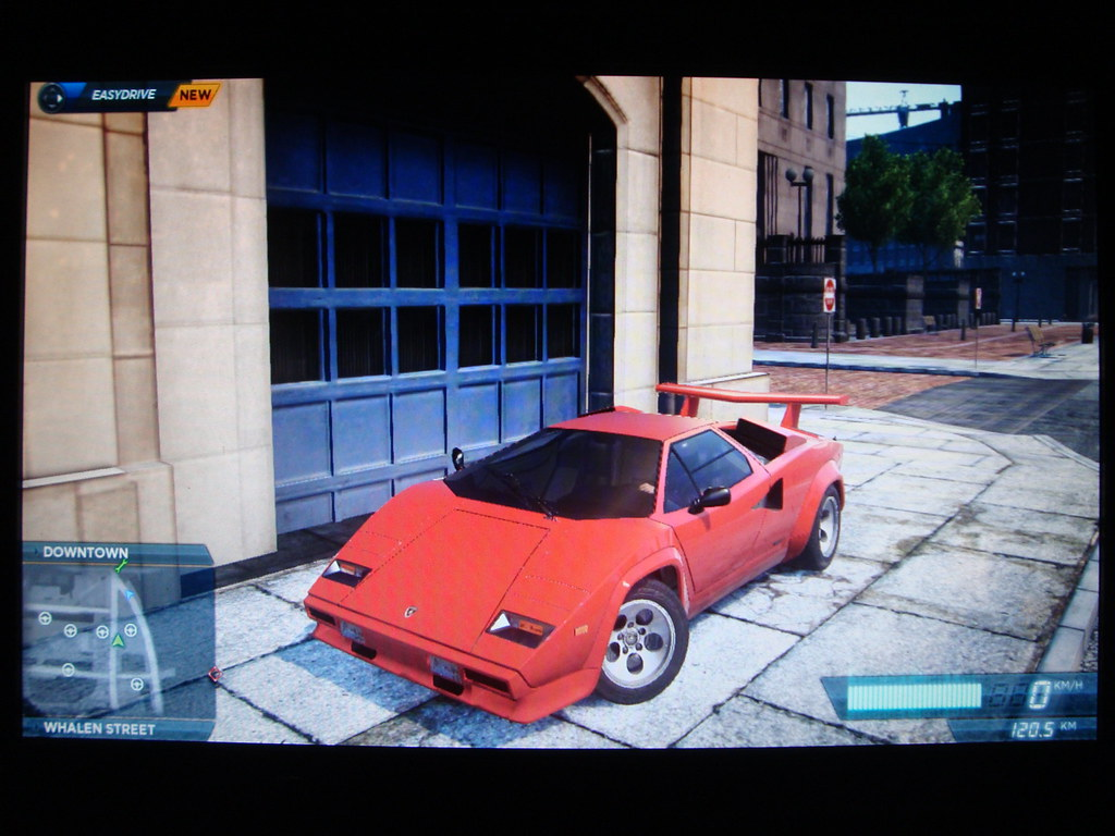 lamborghini countach qv5000 need for speed most wanted 20 flickr. Black Bedroom Furniture Sets. Home Design Ideas