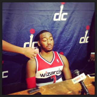 Previously, John Wall B - #Wizards Media Day | by truthaboutit