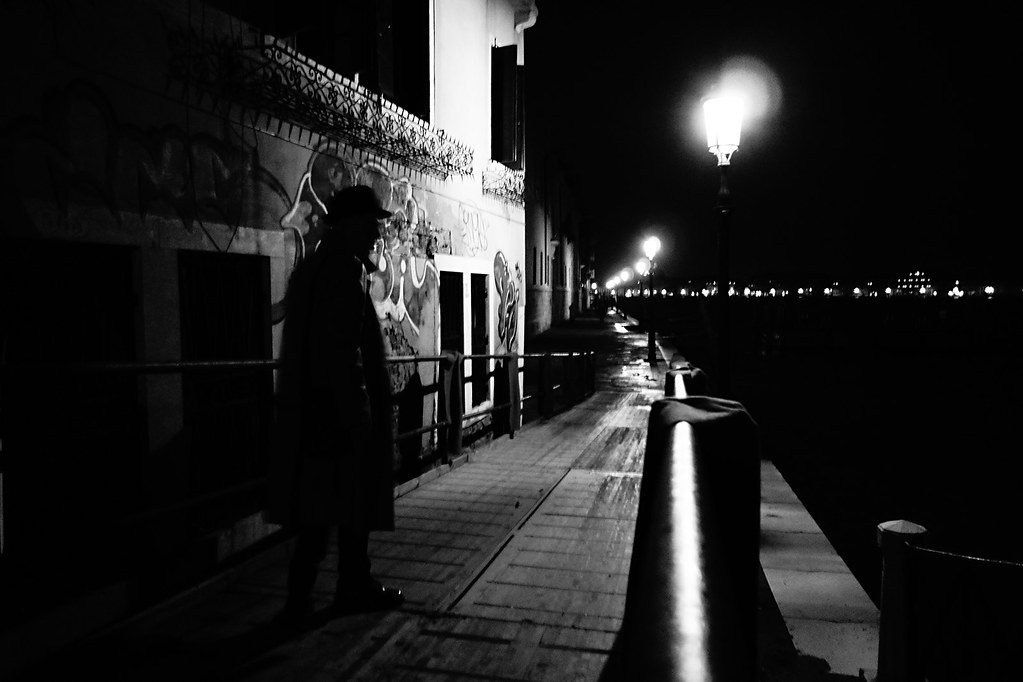 Noir City Session 18 ♬ ♪ Emiliano Grusovin Flickr