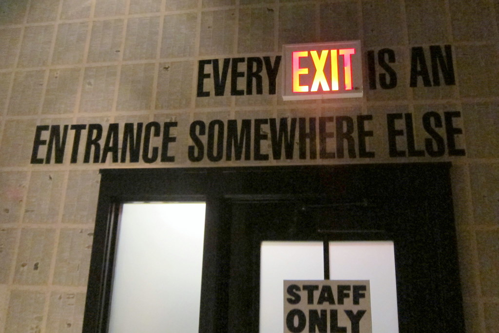 Nyc Nomad Ace Hotel Every Exit Is An Entrance Somewhe