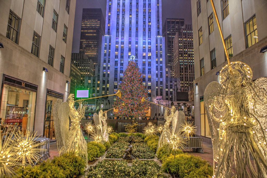 ... 2013 Rockefeller Center Christmas Tree Lighting #Flickr12Days | by Anthony Quintano & 2013 Rockefeller Center Christmas Tree Lighting #Flickr12Du2026 | Flickr