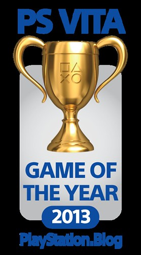 PlayStation Blog Game of the Year Awards 2013: PS Vita GOTY Gold | by PlayStation.Blog