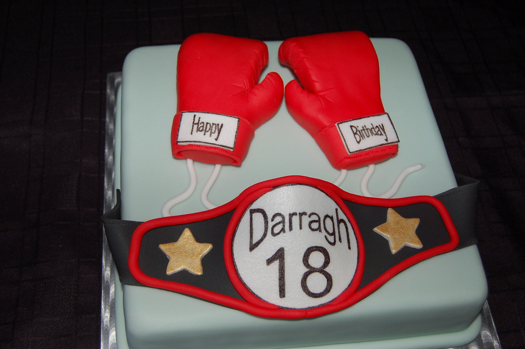 Male Birthday Cake Image