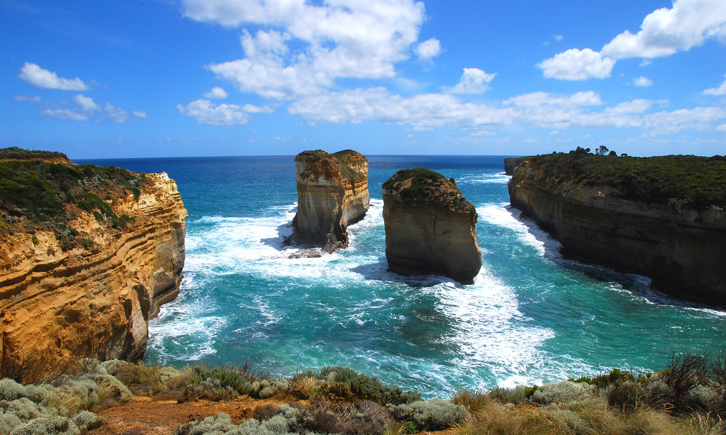 Great Ocean Road Outcrop