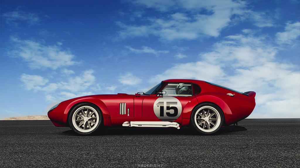Shelby Cobra Daytona Coupe '64 | Gran Turismo 6 | Nicolas ...