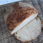 Weißbrot, knusprig – Forkish