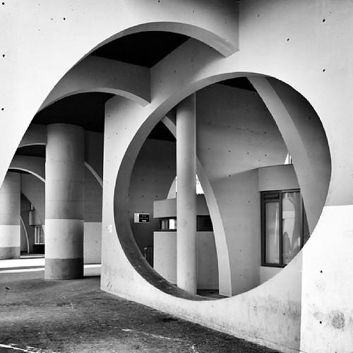cit spinoza architecte ren e gailhoustet 1970 ivry sur flickr. Black Bedroom Furniture Sets. Home Design Ideas