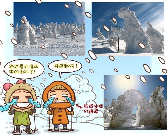 日本森吉山樹冰35版頭