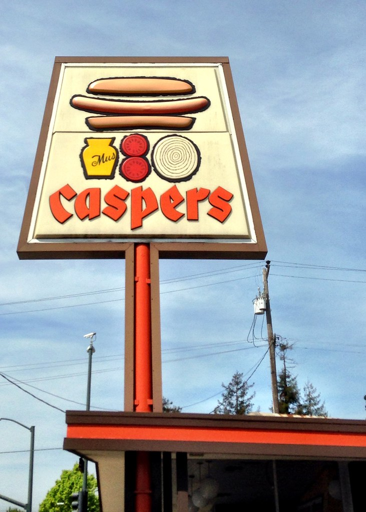 Caspers Hot Dogs Concord