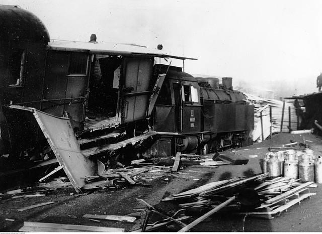 Katastrofa kolejowa w Mysłowicach