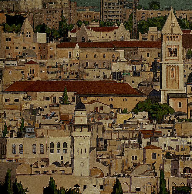 Reflections from the Old Town of Jerusalem
