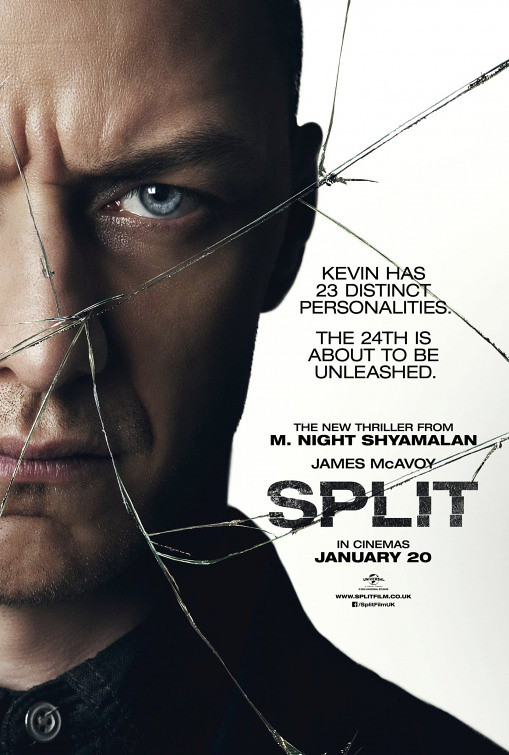 film reviews February - split