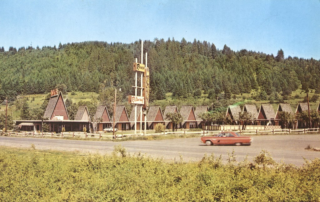 Ranch Motel - Oakland, Oregon