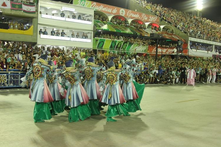Estação Primeira de Mangueira - Desfile Oficial (27/02/2017)