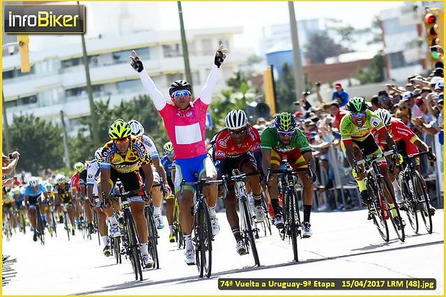 74ª Vuelta a Uruguay-9ª Etapa
