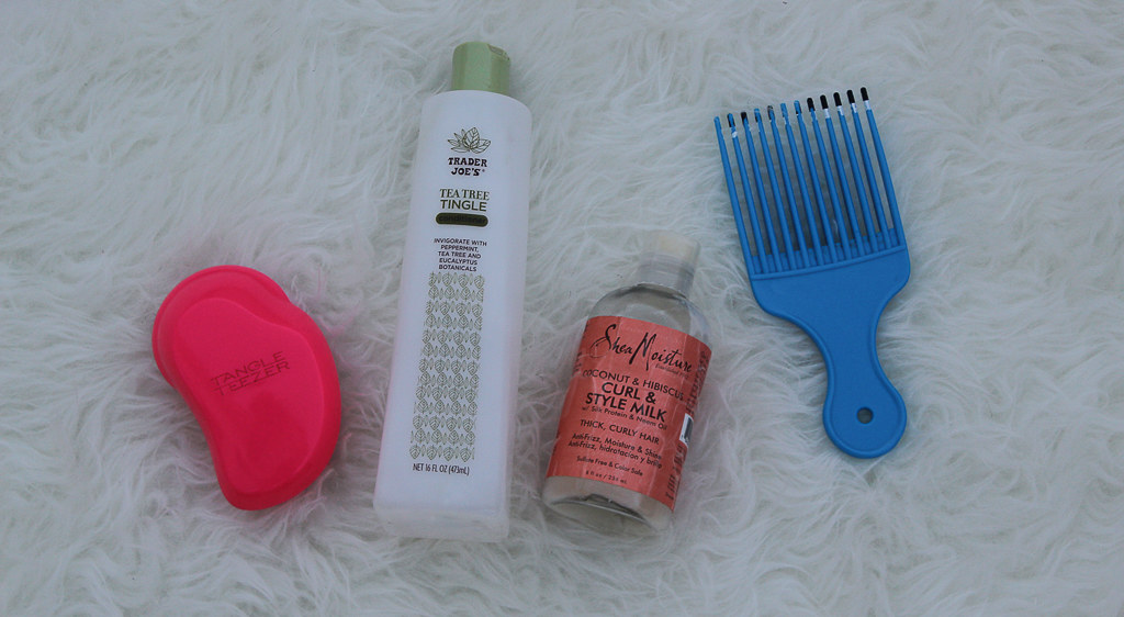 Must have natural hair essentials 3c hair