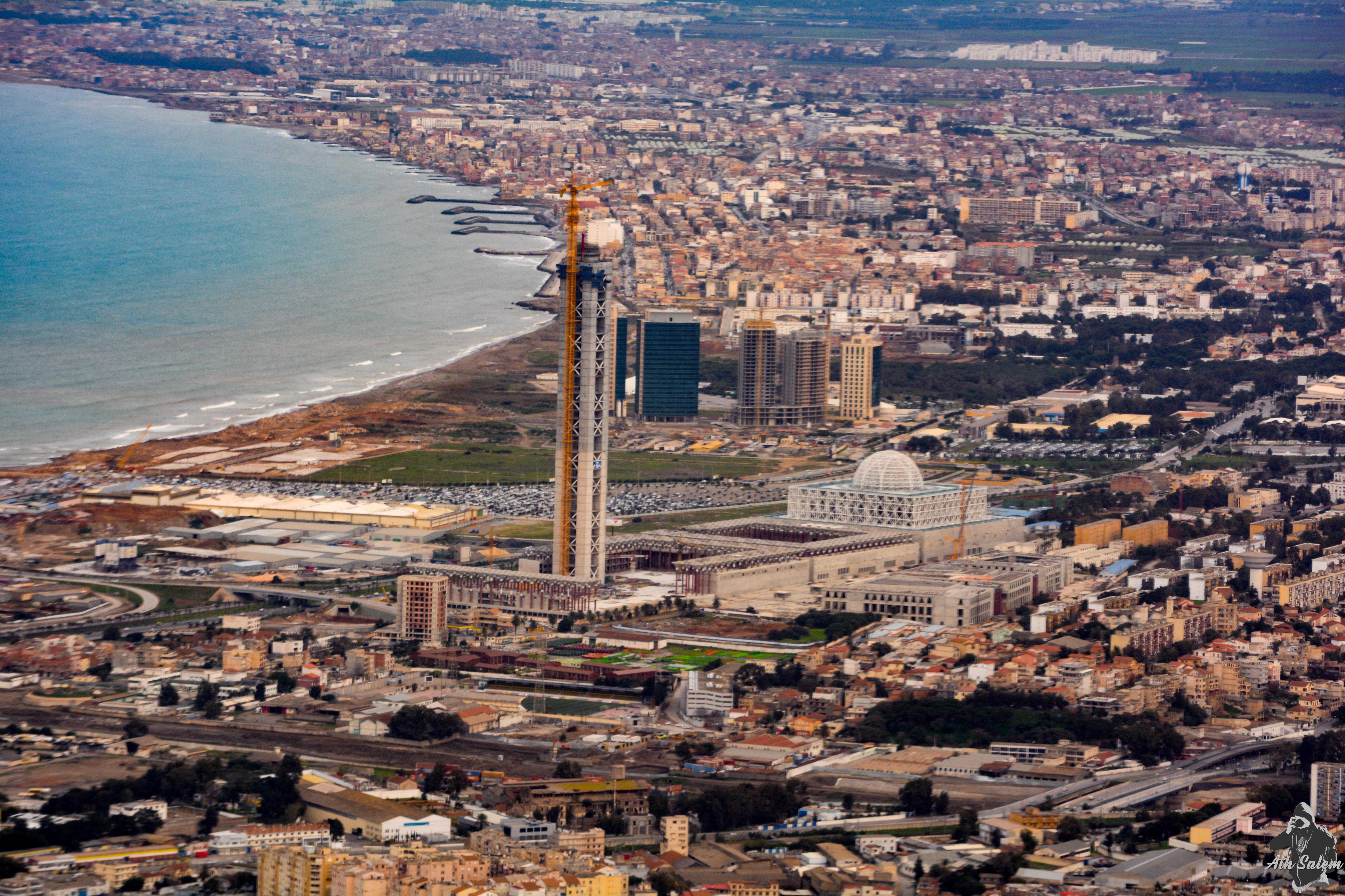 مشروع جامع الجزائر الأعظم: إعطاء إشارة إنطلاق أشغال الإنجاز - صفحة 19 33542316242_d171b9cdd5_o