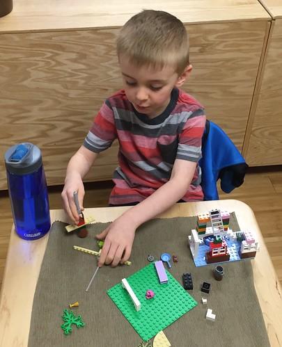 loving Legos