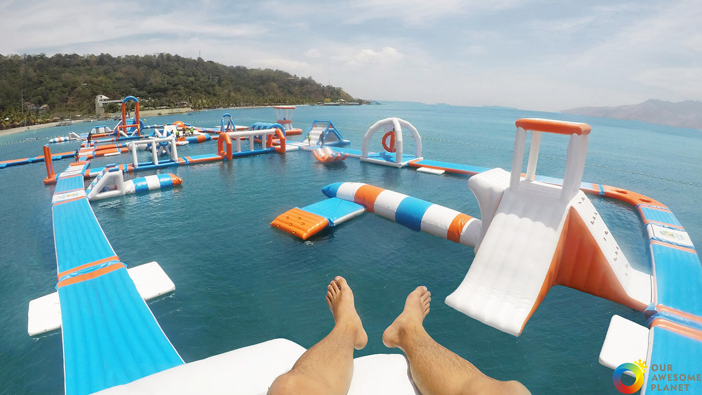 INFLATABLE ISLAND: Get Ready to Get Wet at the Wildest Floating Playground this Summer!