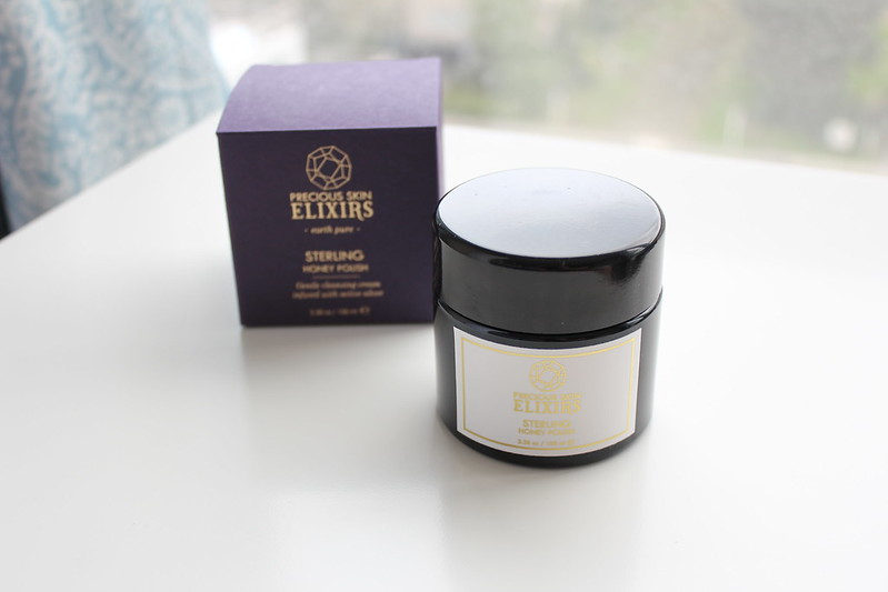 Precious Skin Elixirs Sterling Honey Polish review