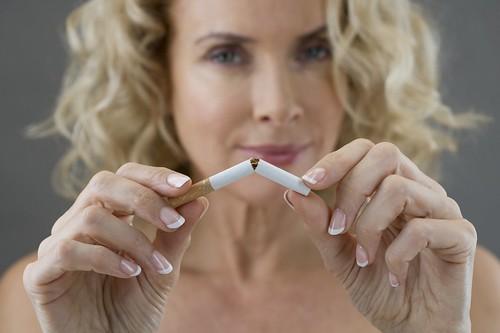 Цигарка куріння